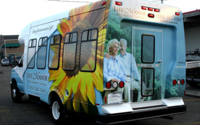 Vehicle Wraps, Window Graphics, and Wall Graphics Project Gallery